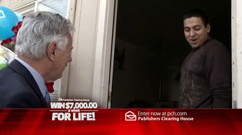 Publishers Clearing House TV Spot, 'For Life' - Thumbnail 4
