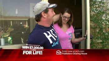 Publishers Clearing House TV Spot, 'For Life' - Thumbnail 5