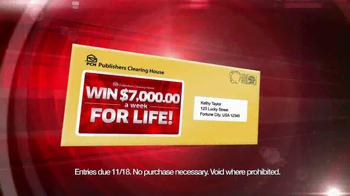 Publishers Clearing House TV Spot, 'For Life' - Thumbnail 9