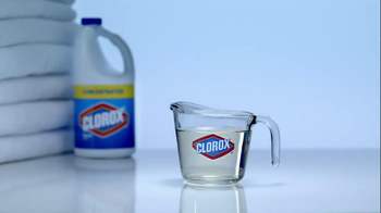 Clorox Clorox Concentrated Bleach TV Spot 'Twice as Many'