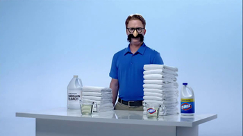 Clorox Clorox Concentrated Bleach TV Spot 'Twice as Many' - Thumbnail 5