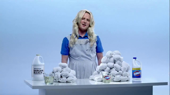 Clorox Clorox Concentrated Bleach TV Spot 'Twice as Many' - Thumbnail 6