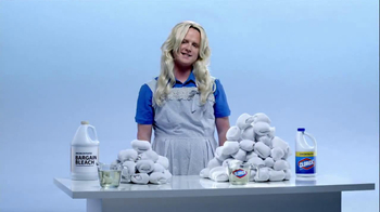 Clorox Clorox Concentrated Bleach TV Spot 'Twice as Many' - Thumbnail 7