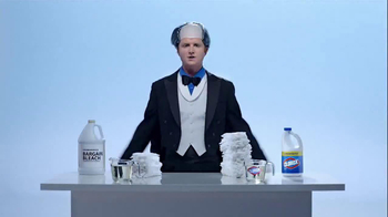 Clorox Clorox Concentrated Bleach TV Spot 'Twice as Many' - Thumbnail 8