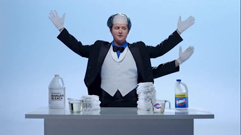 Clorox Clorox Concentrated Bleach TV Spot 'Twice as Many' - Thumbnail 9