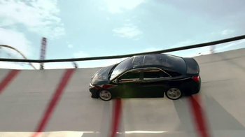 Toyota Camry TV Spot, 'Thrill Ride' - 2989 commercial airings