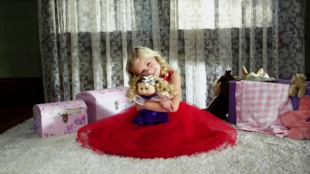 Cabbage Patch 30th Birthday Celebration Kids Tv Commercial