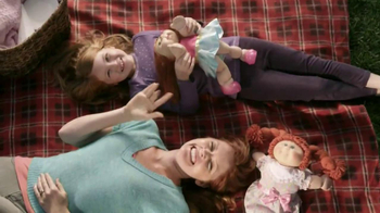 Cabbage Patch 30th Birthday Celebration Kids TV Spot, '30 Years of Love' - Thumbnail 10