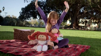 Cabbage Patch 30th Birthday Celebration Kids TV Spot, '30 Years of Love' - Thumbnail 2