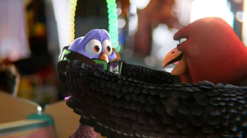 Chuck E. Cheese's Wristbands TV Spot, 'Free Birds' - Thumbnail 7
