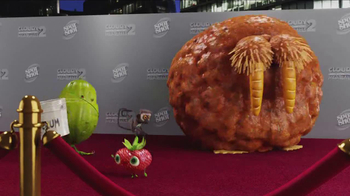 Spot Shot TV Spot, 'Cloudy with a Chance of Meatballs 2' - Thumbnail 1