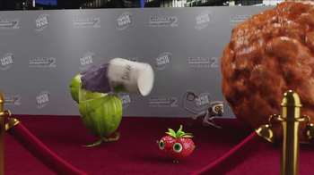 Spot Shot TV Spot, 'Cloudy with a Chance of Meatballs 2' - Thumbnail 4
