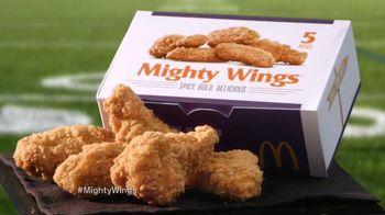 McDonald's Mighty Wings TV Spot Featuring Colin Kaepernick and Joe Flacco - Thumbnail 4