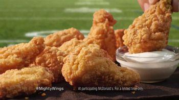 McDonald's Mighty Wings TV Spot Featuring Colin Kaepernick and Joe Flacco - Thumbnail 6