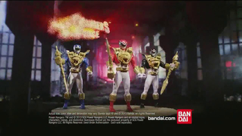 Power Rangers Megaforce Ultra Morphing Figures TV Spot - Thumbnail 7