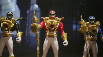 Power Rangers Megaforce Ultra Morphing Figures TV Spot