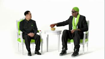 Wonderful Pistachios TV Spot Featuring Dennis Rodman - 407 commercial airings