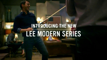 Lee Jeans Modern Series TV Spot, 'Modern Man' - Thumbnail 5