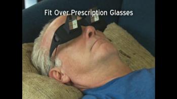 TV Glasses TV Spot - 3 commercial airings