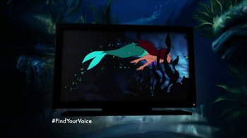 The Little Mermaid Blu-ray and Digital HD TV Spot - Thumbnail 8