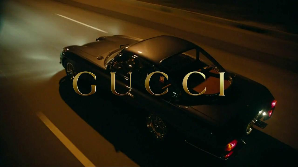 Gucci Made to Measure TV Commercial Featuring James Franco ...