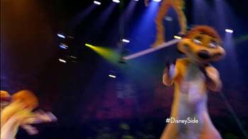Disney Parks TV Spot, 'Disney Side: King of the Jungle' - Thumbnail 9