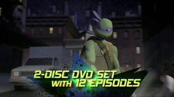 Teenage Mutant Ninja Turtles Ultimate Showdown DVD TV Spot