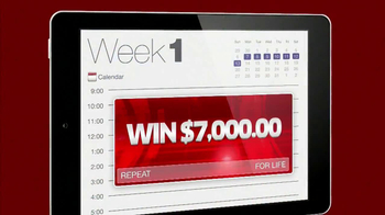 Publishers Clearing House TV Spot, '$7000 a Week' - Thumbnail 2