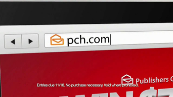 Publishers Clearing House TV Spot, '$7000 a Week' - Thumbnail 8