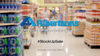 Albertsons Stock Up Sale TV Spot, 'Tantrum on Aisle Nine' - Thumbnail 7