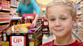 Albertsons Stock Up Sale TV Spot, 'Tantrum on Aisle Nine'