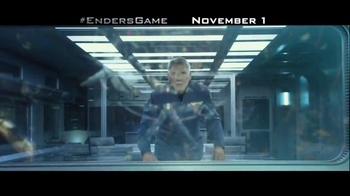 Ender's Game - Alternate Trailer 1