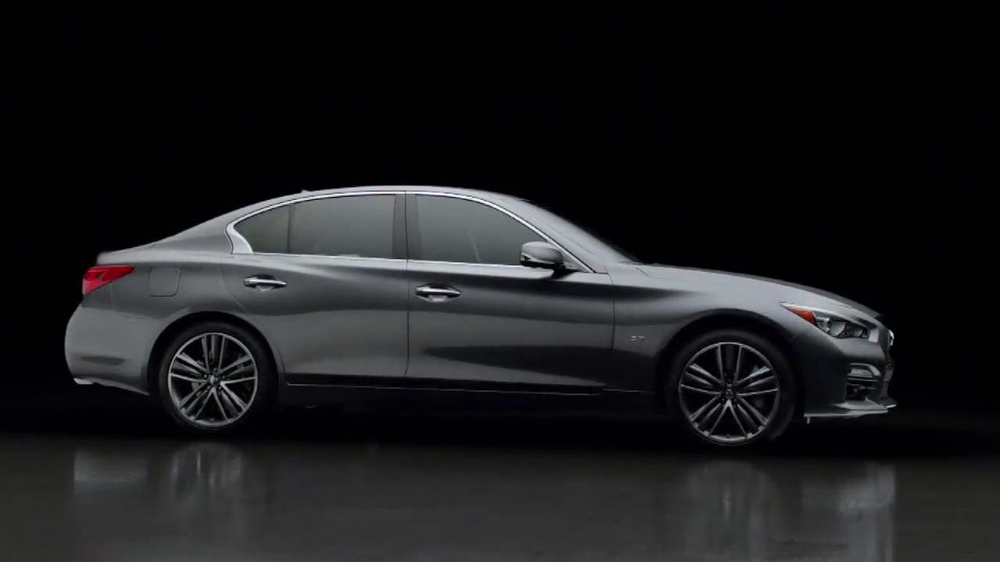 Infiniti Q50 TV Commercial, 'Provoking Beauty'