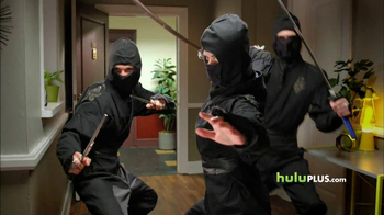Hulu Plus TV Spot, 'Ninjas' - Thumbnail 3