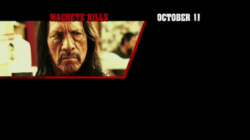 Machete Kills - Alternate Trailer 4