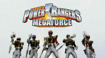 Power Rangers Megaforce Gosei Ultimate Megazords TV Spot - Thumbnail 1