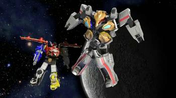 Power Rangers Megaforce Gosei Ultimate Megazords TV Spot - Thumbnail 5