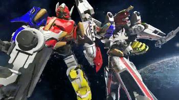 Power Rangers Megaforce Gosei Ultimate Megazords TV Spot - Thumbnail 7