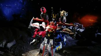 Power Rangers Megaforce Gosei Ultimate Megazords TV Spot - Thumbnail 9