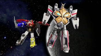 Power Rangers Megaforce Ultimate TV Spot