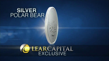 Lear Capital Silver Polar Bear TV Spot, 'Prices on the Rise' - Thumbnail 3