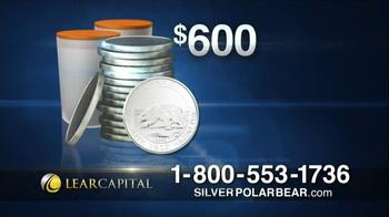 Lear Capital Silver Polar Bear TV Spot, 'Prices on the Rise' - Thumbnail 7