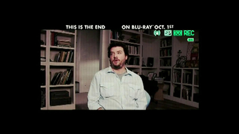 This is the End Blu-ray TV Spot