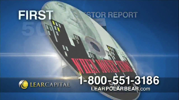 Lear Capital Silver Polar Bear TV Spot, 'Market Fears' - Thumbnail 10
