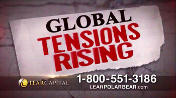Lear Capital Silver Polar Bear TV Spot, 'Market Fears' - Thumbnail 7
