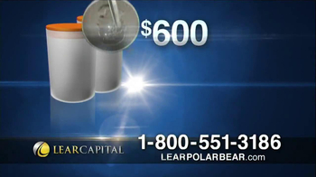 Lear Capital Silver Polar Bear TV Spot, 'Market Fears' - Thumbnail 8