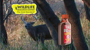 Wildlife Research Center Trail's End TV Spot, '#307'