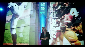 C-USA TV Spot, 'The Greats' Featuring Michelle Beadle - Thumbnail 3