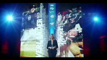 C-USA TV Spot, 'The Greats' Featuring Michelle Beadle - Thumbnail 4