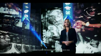C-USA TV Spot, 'The Greats' Featuring Michelle Beadle - Thumbnail 7